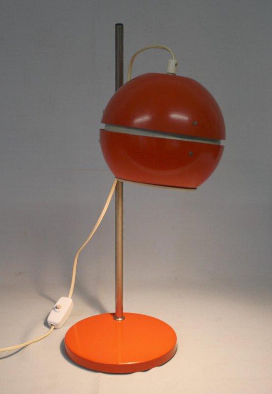 ddr schreibtischleuchte tisch stehlampe mit stativ 70er. Black Bedroom Furniture Sets. Home Design Ideas