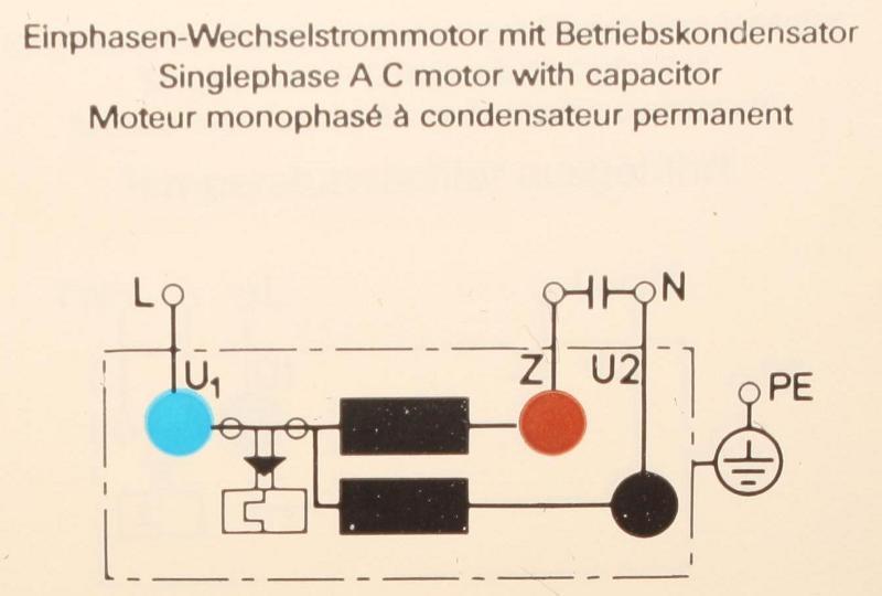 Großartig Einphasen Zweigang Motor Schaltplan Zeitgenössisch - Die ...