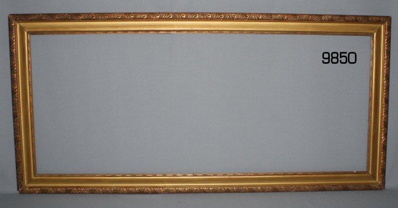 alter goldstuck-holz-bilderrahmen von jugendstil bild leisten für,